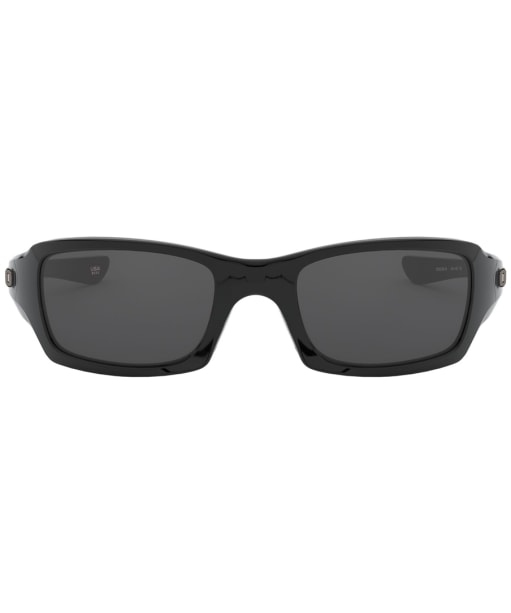 Oakley Fives Squared® Grey Sunglasses - Polished Black