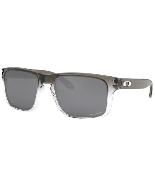 Oakley Holbrook Prizm Black Polarized Sunglasses - Dark Ink Fade