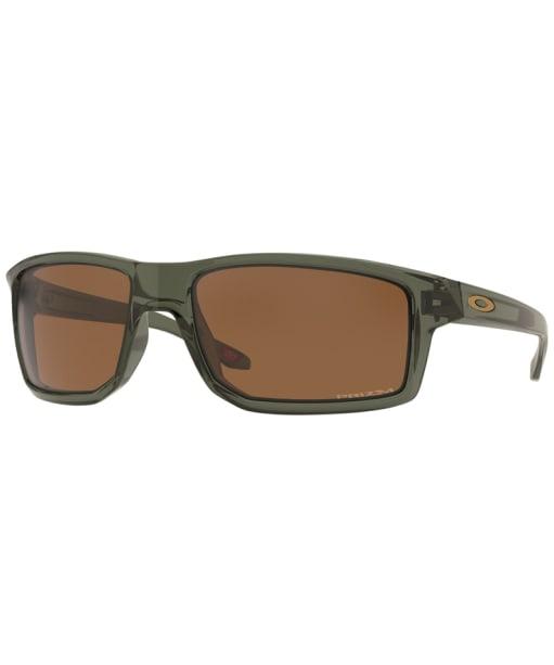 Oakley Gibston Prizm Tungsten Sunglasses - Olive Ink