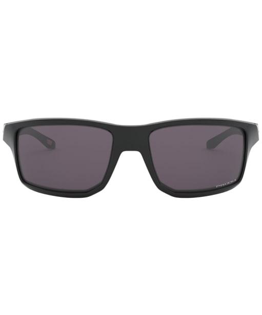 Oakley Gibston Prizm Grey Sunglasses - Polished Black
