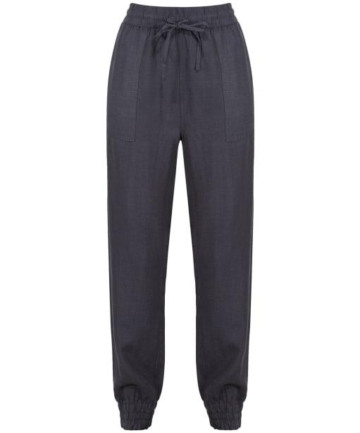 Women's Tentree Linen Thruline Pants - Periscope Grey