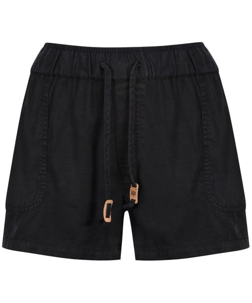 Women's Tentree Instow Shorts - Meteorite Black