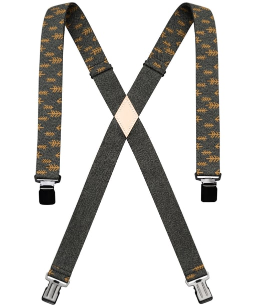 Arcade Jessup Suspenders - Green / Brown