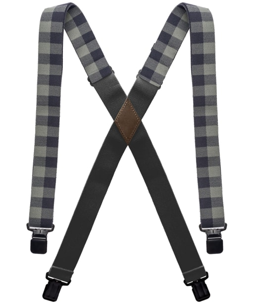 Arcade Jessup Suspenders - Black Ivy