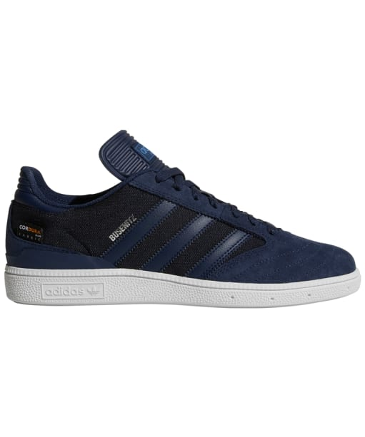 Men's Adidas Busenitz Pro Skate Shoes - Navy / Navy / White