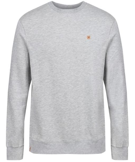 Men's Tentree TreeFleece Classic Crew Sweatshirt - Hi Rise Grey Heather