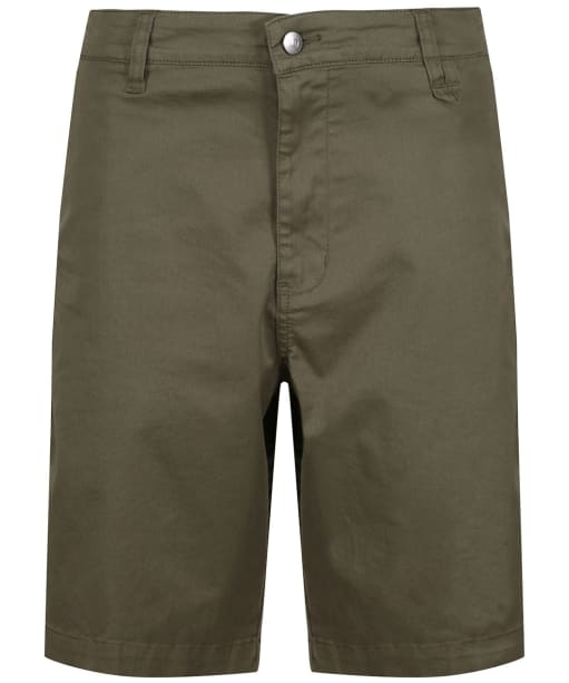 Men's Tentree Twill Latitude Shorts - Olive Night Green