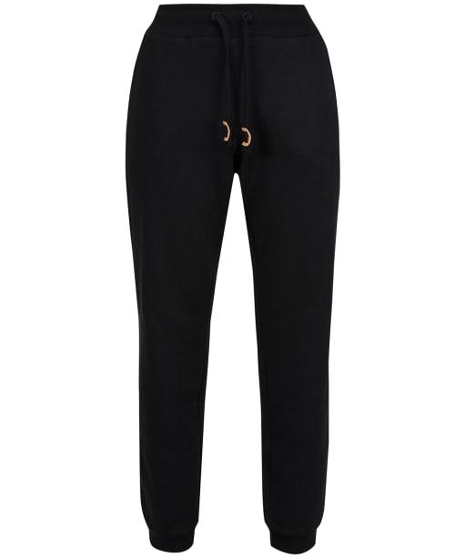 Women's Tentree TreeFleece Bamone Sweatpants - Meteorite Black
