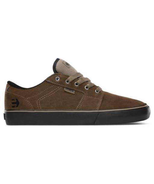 etnies Barge LS Skate Shoes - Olive / Black / Gum