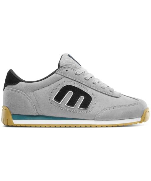 Men's etnies Lo-Cut II LS Skate Shoes - Grey / Navy