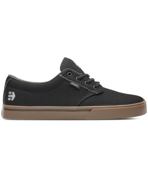 etnies Jameson 2 Eco Skate Shoes - Black / Charcoal / Gum