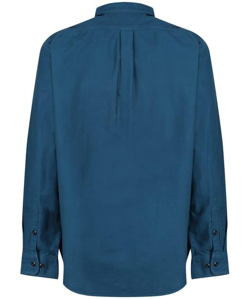 Men's Filson Field Flannel Shirt - Legion Blue