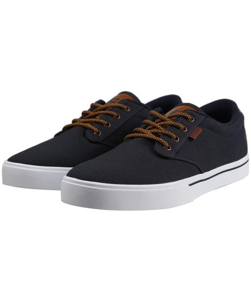 etnies Jameson 2 Eco Shoes - Navy / Tan / White