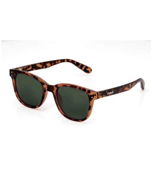 Carve Homeland Polarized Sunglasses - Tort
