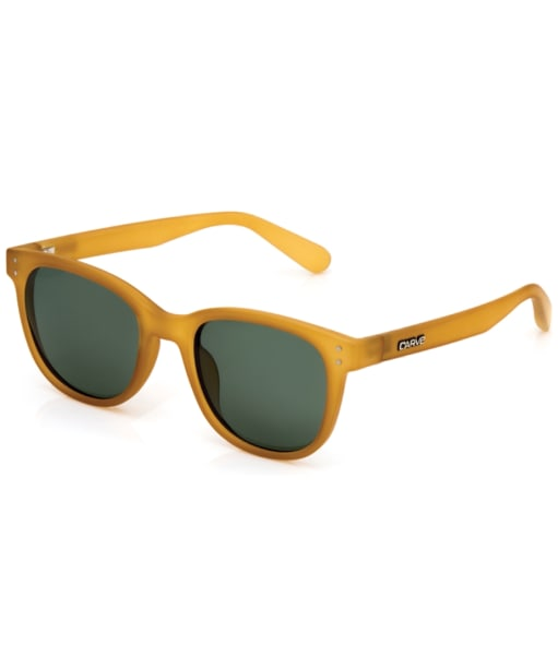 Carve Homeland Polarized Sunglasses - Matt Honey