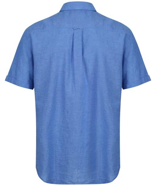 Men's Joules Breaker S/S Shirt - Blue