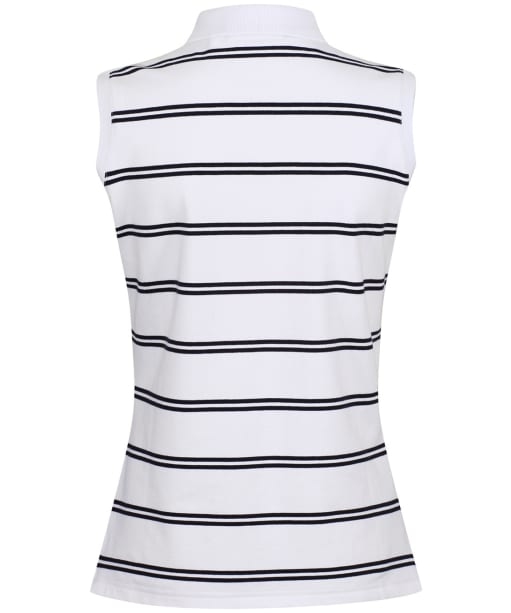 Women's Dubarry Mohill Sleeveless Top - White