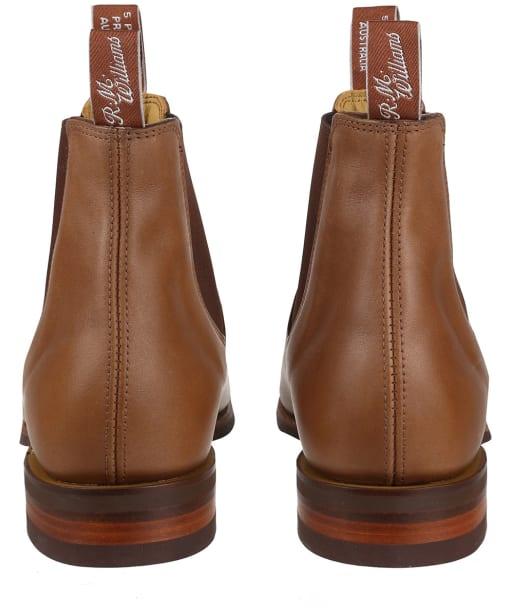 R.M. Williams Comfort Craftsman Boots - Nutmeg