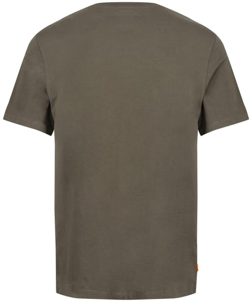 Men's Timberland NHH Front Graphic Tee - Grape Leaf