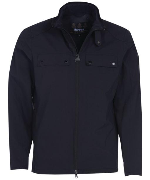 Men's Barbour International Allen Waterproof Jacket - Black