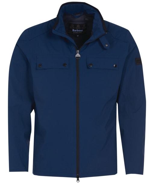 Men's Barbour International Allen Waterproof Jacket - Dress Blue