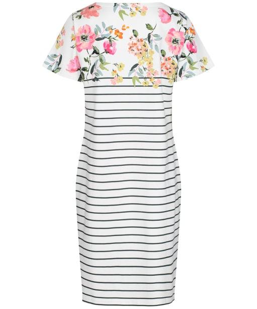 Women's Joules Riviera Dress - Cream / Green Floral