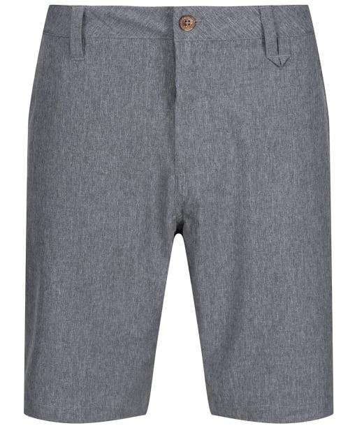 Men's Tentree Destination Lattitude Shorts - Dark Grey Heather