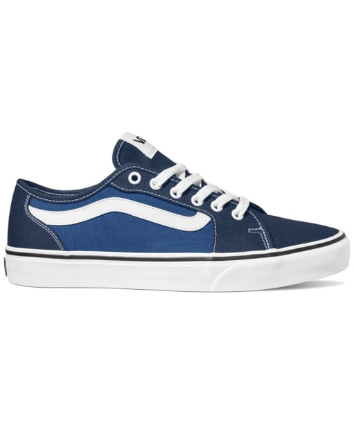 Men's Vans Filmore Decon Skate Shoes - Dress Blues / TNV
