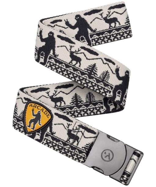 Arcade Rambler Belt - Black / Grey