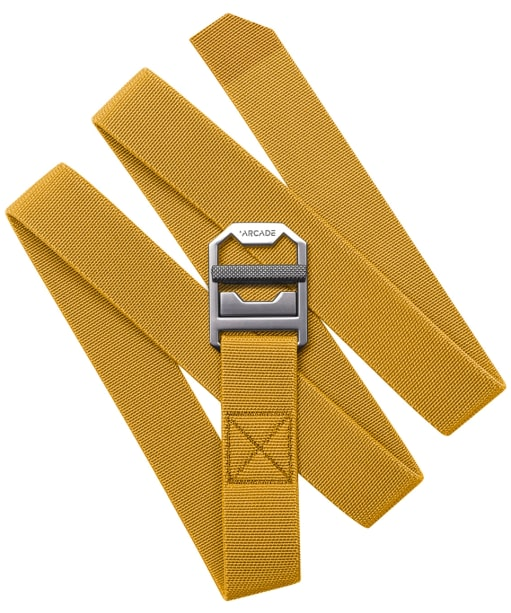 Arcade Utility Guide Slim Belt - Golden Rod