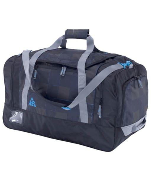 K2 Duffle Bag Mountain Holdall 102L - Black