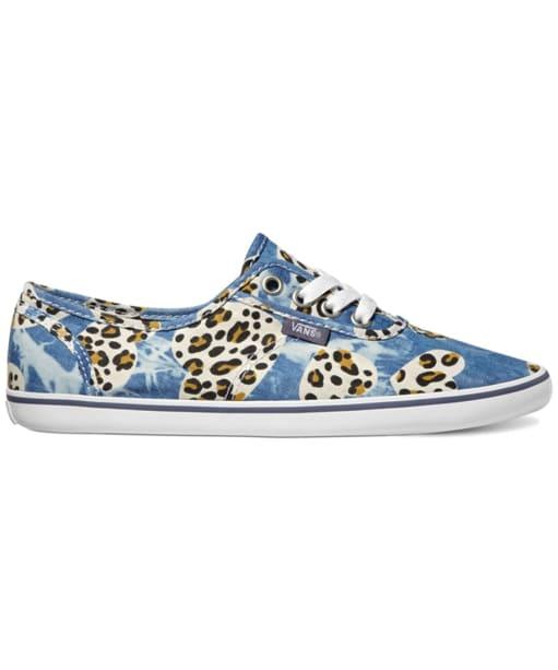 Vans Cedar Shoe Cheetah - Multi White