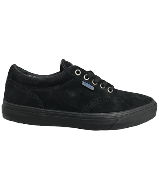 Vans Winston Skate Shoes - Black