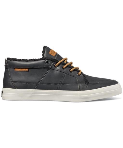 Men's DVS Riviera Skate Shoes - Black CRZ Horse