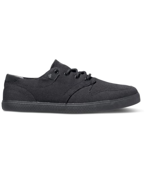 Men's DVS Whitmore Skate Shoes - Black Canvas
