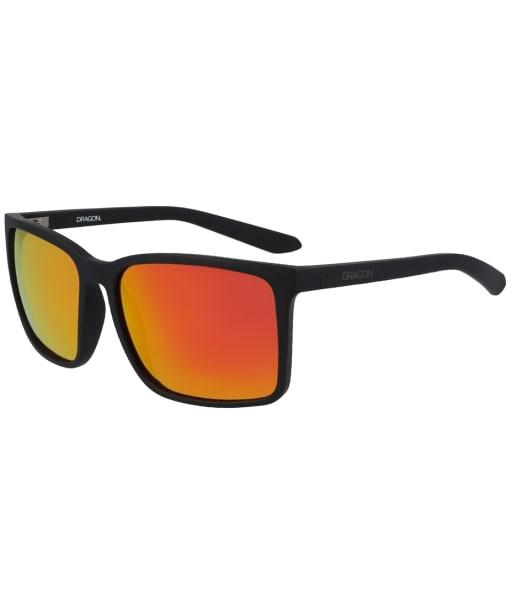 Dragon Montage Sunglasses - Matte Black