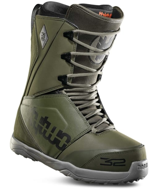 ThirtyTwo Lashed Snowboard Boots - Green