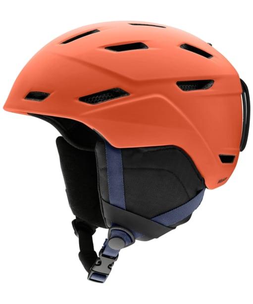 Smith Mission Helmet - Matte Red Rock