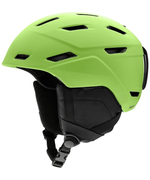 Men's Smith Mission Helmet - Matte Flash