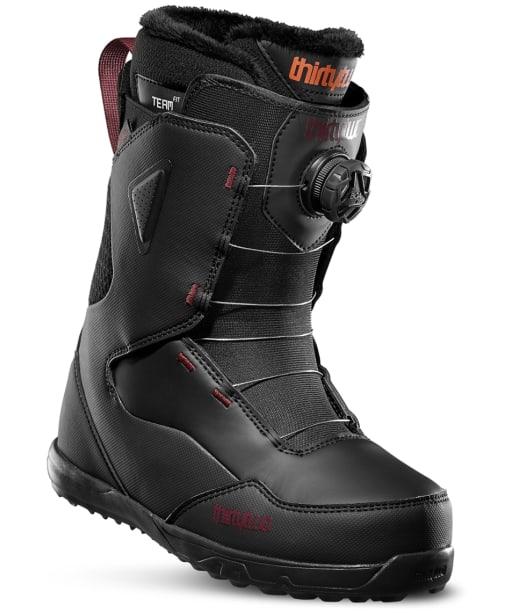 Men's ThirtyTwo Lashed Boa Snowboard Boots - Maroon / Black / White