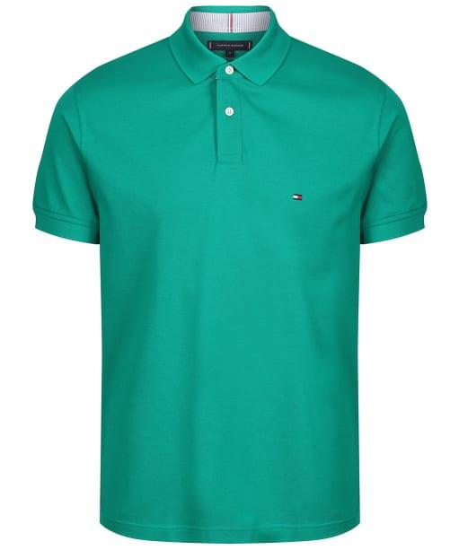 Men's Tommy Hilfiger 1985 Regular Polo Shirt - COURTSIDE GREEN