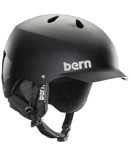 Bern Watts Helmet - Matte Black