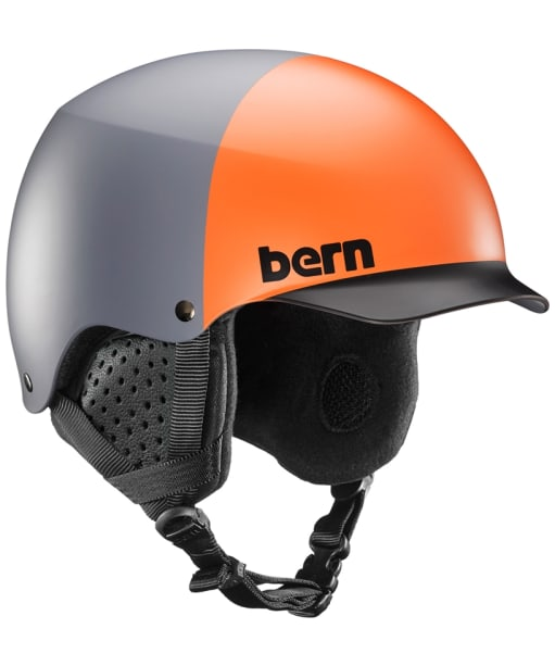 Bern Baker Helmet - Matte Grey