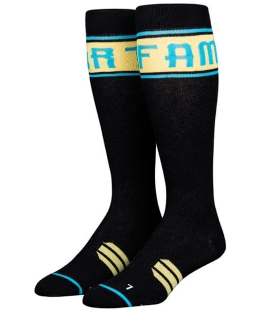 Stinky Socks The Family 1.1 Snowboard Socks - Black