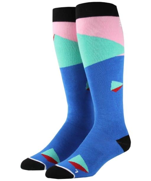 Stinky Socks Future Snowboard Socks - Multi