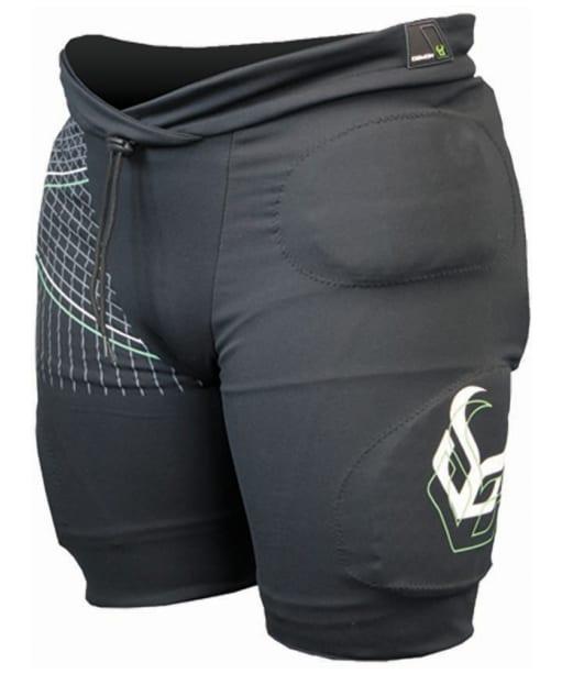 Men's Demon Impact Flex-Force Pro Shorts - Black