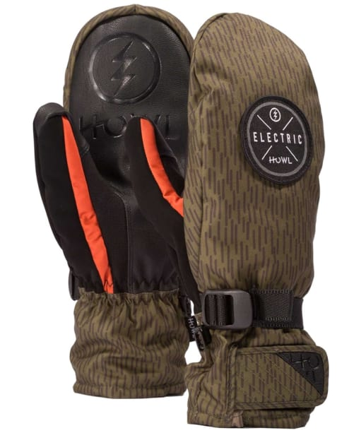Howl Fairbanks Mitts - Electric