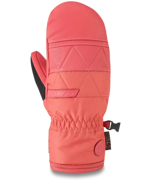 Women's Dakine Fleetwood Mitts - B4BC Spiced Coral