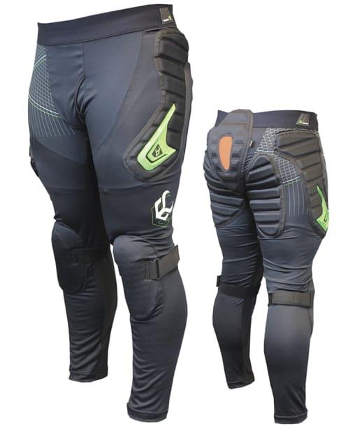 Men's Demon Flex Force X D30 Pants - Black