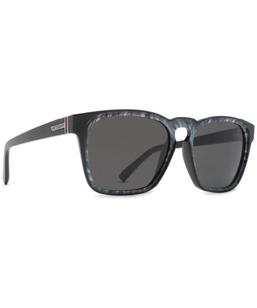 Von Zipper Levee Sunglasses - Black / White